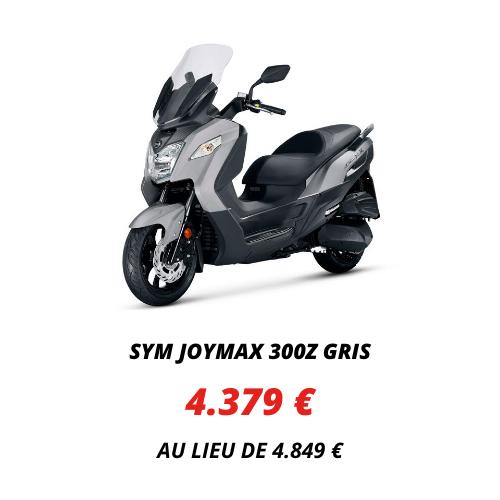 Sym Joymax 300Z Gris